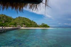 Kanawa Island Beach Corals Turquoise Water